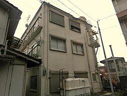 釘村アパート[303号室]の外観
