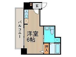 マーロ西川口ルネサンスコート[7階]の間取り