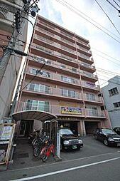徳島県徳島市鷹匠町2丁目の賃貸マンションの外観