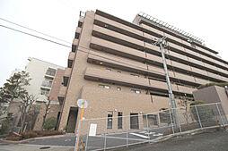 大阪府豊中市東泉丘4丁目の賃貸マンションの外観