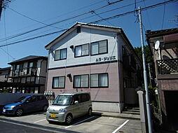 新潟県新潟市東区有楽3丁目の賃貸アパートの外観