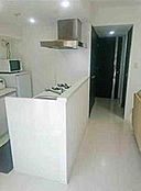 安心の対面式システムキッチン