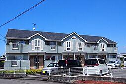 香川県丸亀市垂水町の賃貸アパートの外観