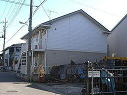 埼玉県川口市南町2丁目の賃貸アパートの外観