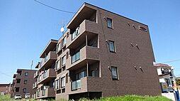 フォーレストヒルズ壱番館[3階]の外観