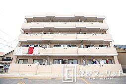 愛知県豊田市平山町5丁目の賃貸マンションの外観