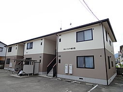 サニーハイツ藤井B[102号室]の外観