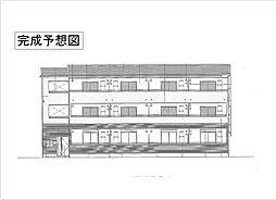 スカイ・エース・ダイガ[3階]の外観