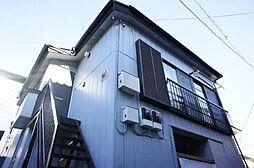 千葉県船橋市東船橋7丁目の賃貸アパートの外観