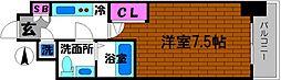 アドバンス心斎橋ラシュレII[5階]の間取り