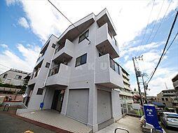 ジュネスTUKUMO[2階]の外観