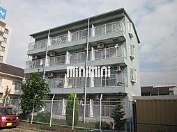 ラハイナハイツパートIII[2階]の外観