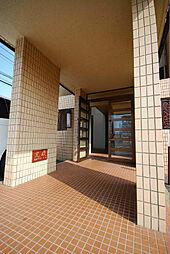 コーポラティブハウス[1階]の外観