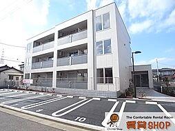 千葉県千葉市中央区蘇我3丁目の賃貸マンションの外観