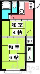 三井マンション[323号室]の間取り