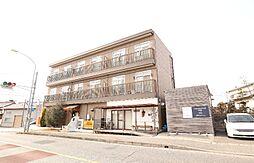広島県東広島市西条東北町の賃貸アパートの外観
