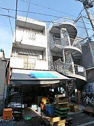 京都府京都市上京区二神町の賃貸マンションの外観