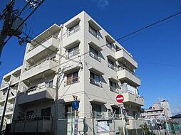 グローリィハイツ八戸ノ里[54号室]の外観