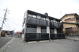 ラフォーレ・北原B棟[1階]の外観