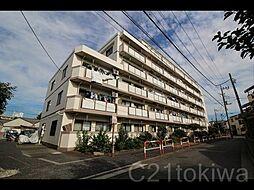 ソレイユ久保[3階]の外観