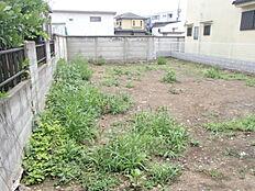 敷地面積は約34坪ございます。