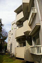 ヴィラ横須賀A[101号室]の外観