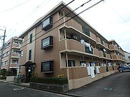 静岡県静岡市葵区柳町の賃貸マンションの外観