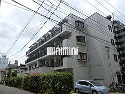 Chez moi三番丁[2階]の外観