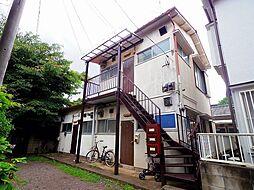 東京都東村山市野口町4丁目の賃貸アパートの外観