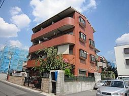 埼玉県さいたま市南区根岸4丁目の賃貸マンションの外観