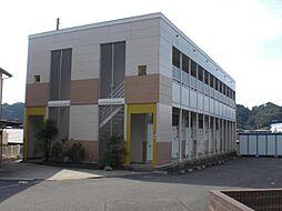 レオパレスMIURA[2階]の外観
