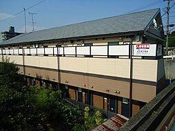 愛知県名古屋市名東区山の手3-の賃貸アパートの外観