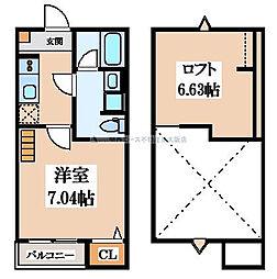 Lamo[2階]の間取り