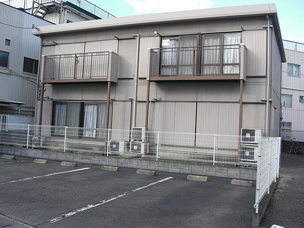 ファミールS 2階の賃貸【埼玉県 / 熊谷市】