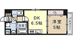 R-2コート(アールツーコート)[505号室号室]の間取り