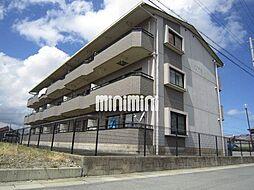 マンションLIVE[3階]の外観