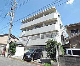 京都府京都市中京区西ノ京冷泉町の賃貸マンションの外観