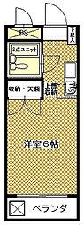 ジュネスサイト[1階]の間取り
