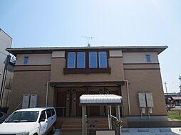 ヴィレッジ広田[2階]の外観