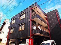 神奈川県横浜市鶴見区汐入町3丁目の賃貸マンションの外観