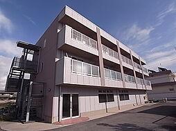 兵庫県加古川市野口町古大内の賃貸マンションの外観