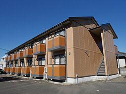 福岡県福岡市博多区麦野5の賃貸アパートの外観