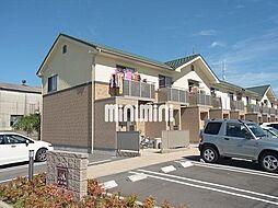 [テラスハウス] 愛知県弥富市三百島1丁目 の賃貸【/】の外観