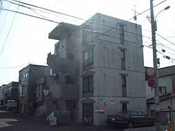 ドミシール南郷[1階]の外観