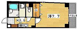 エムチェックビル[3階]の間取り