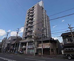 京都府京都市中京区壬生仙念町の賃貸マンションの外観