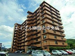 岡山県岡山市中区兼基丁目なしの賃貸マンションの外観