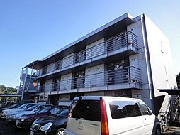 東京都調布市深大寺北町7丁目の賃貸マンションの外観