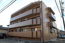 愛知県日進市岩崎台2丁目の賃貸マンションの外観