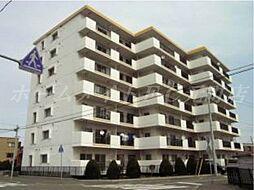 北海道札幌市東区北二十五条東20丁目の賃貸マンションの外観